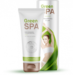 Green Spa Body Cream yang Memperindah Tubuh