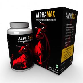 AlphaMax Lebih keras, tahan lama, besar, dan panjang!