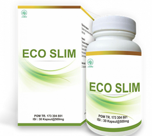 Eco Slim Semua yang Anda perlukan untuk penurunan berat badan yang cepat