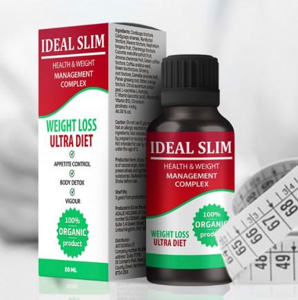 Ideal Slim Sbarazzatevi dei chili indesiderati in modo facile e veloce!