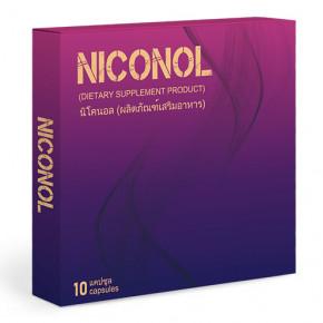 Niconol - 3 ขั้นตอนในการเลิกบุหรี่