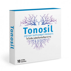 Tonosil ช่วยให้ความดันโลหิตของคุณเป็นปกติ